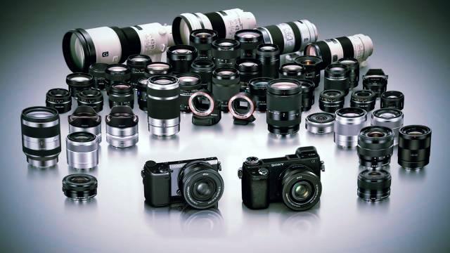 미러리스 카메라 알파 NEX-5R, NEX-6