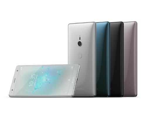 소니, 새로운 플래그십 스마트폰 엑스페리아 XZ2, XZ2 컴팩트 공개