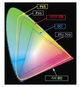 확장된 색영역
