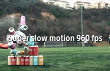 Xperia XZ Premium_Slow motion Football ver