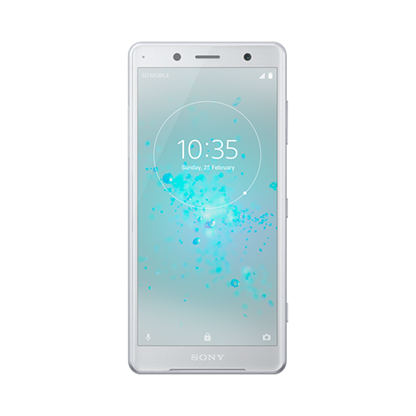XZ2 Compact Silver (H8314KR/S)
